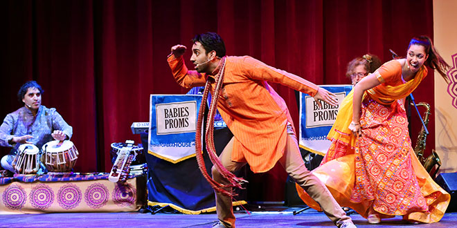 Babies Proms: Bollywood Baby