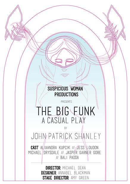 The Big Funk by John Patrick Shanley (Tap Gallery)