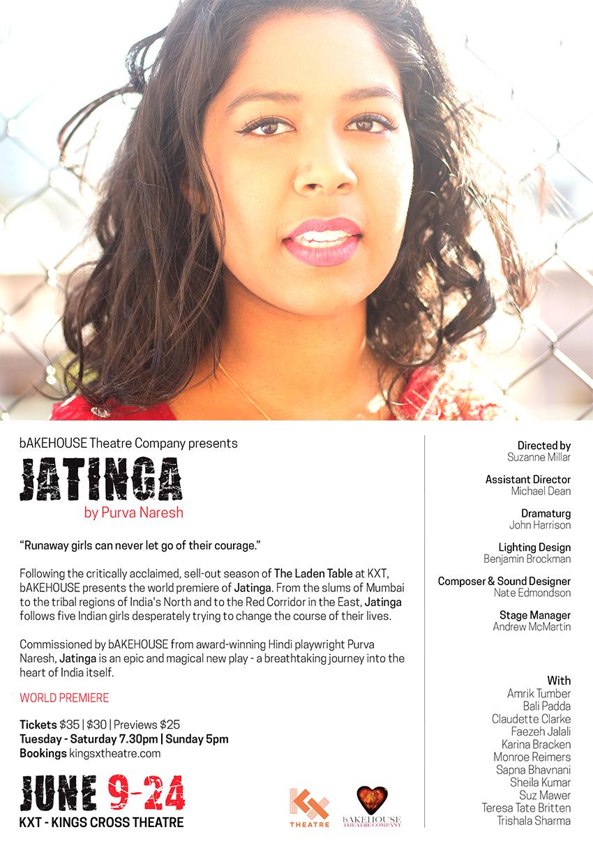 Jatinga by Purva Naresh (World Premiere)