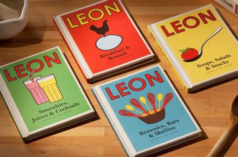 Leon Cookbooks