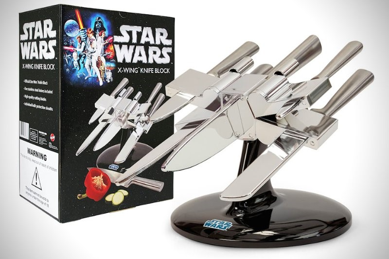 As with all successful licensed products - the fans will decide if something can sell concurrently for over 20 years.  I wonder if the X wing knife block will be on sale in 2033!