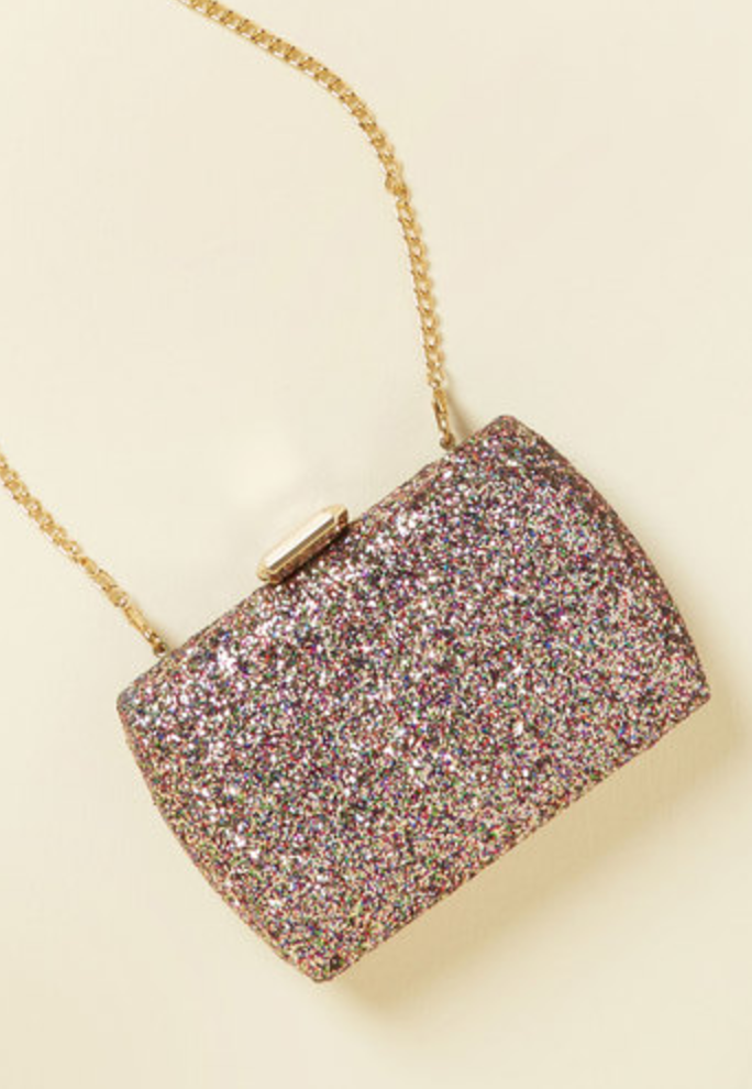 Flattery Will Get You Everywhere Clutch