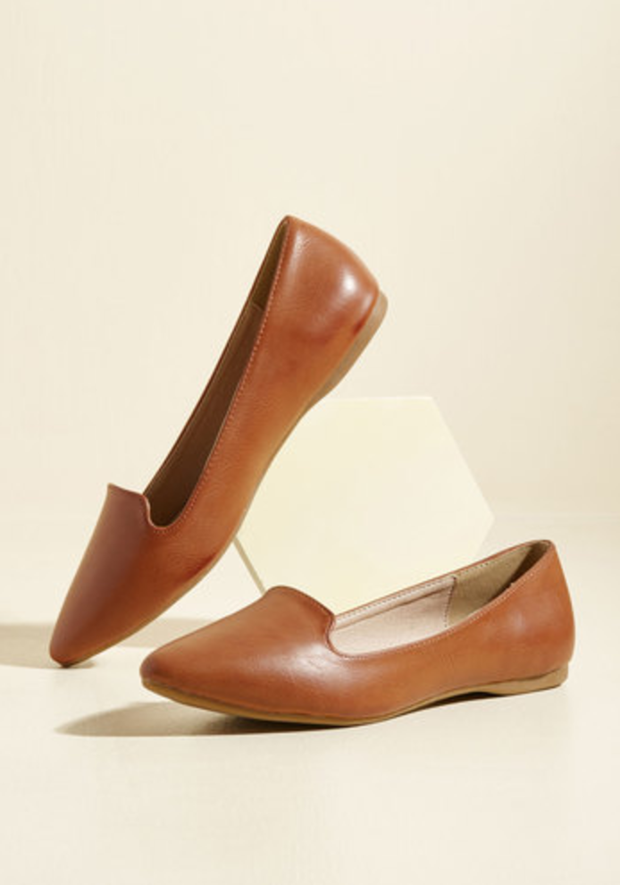 Think Flats! Loafer