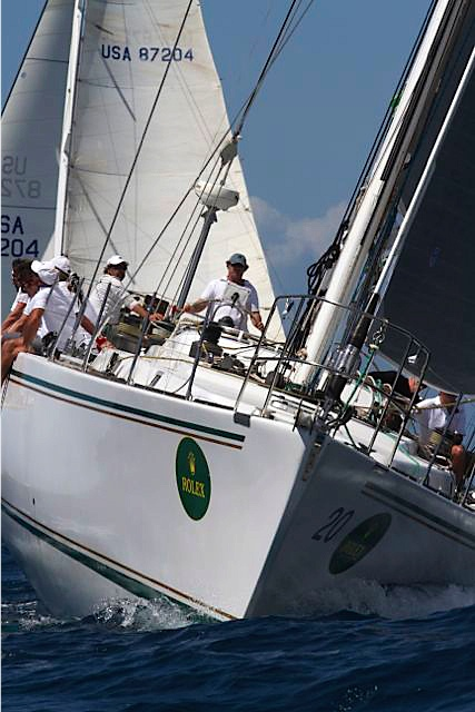 4th Rolex Regatta St. Thomas