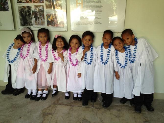 Kindergarten Class of 2012