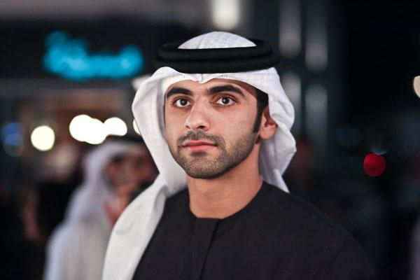 Sheikh Mansoor bin Rashid Al Maktoum