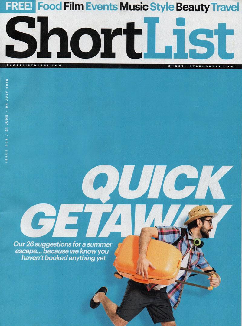 Short List Dubai Reebok Campain