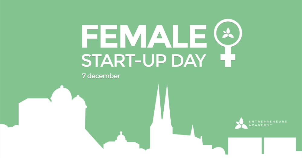 The Female Startup Day - Twice a year we invite successful and inspiring female entrepreneurs to speak in front of an audience of about 50 people. The event is extremely appreciated by the audience.
