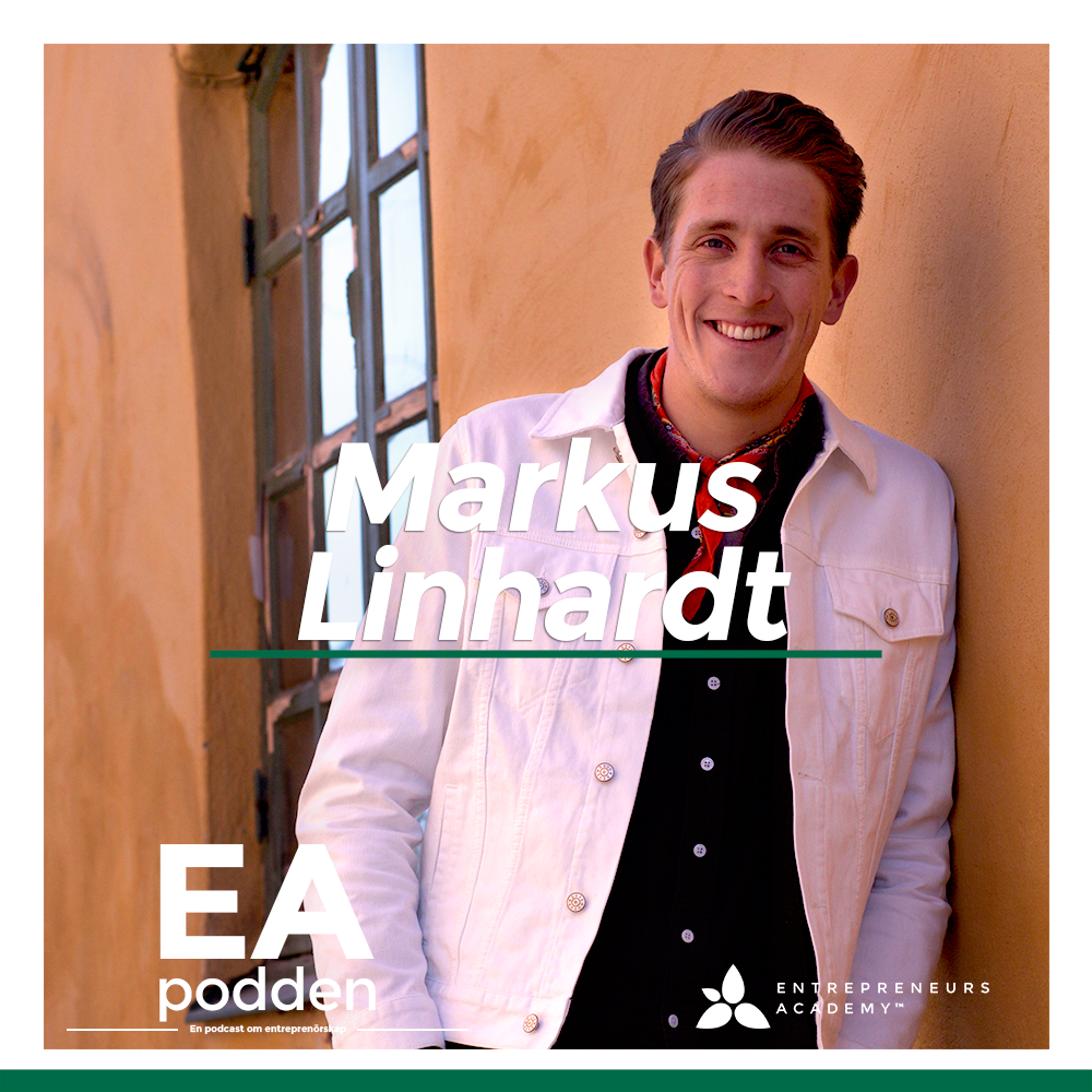 EA Podden med Markus Linhardt - Lyssna på iTunes och i Podcaster-appen nu!