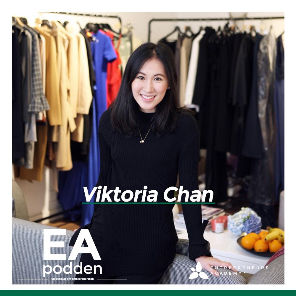 Viktoria Chan - gästar EA Podden!