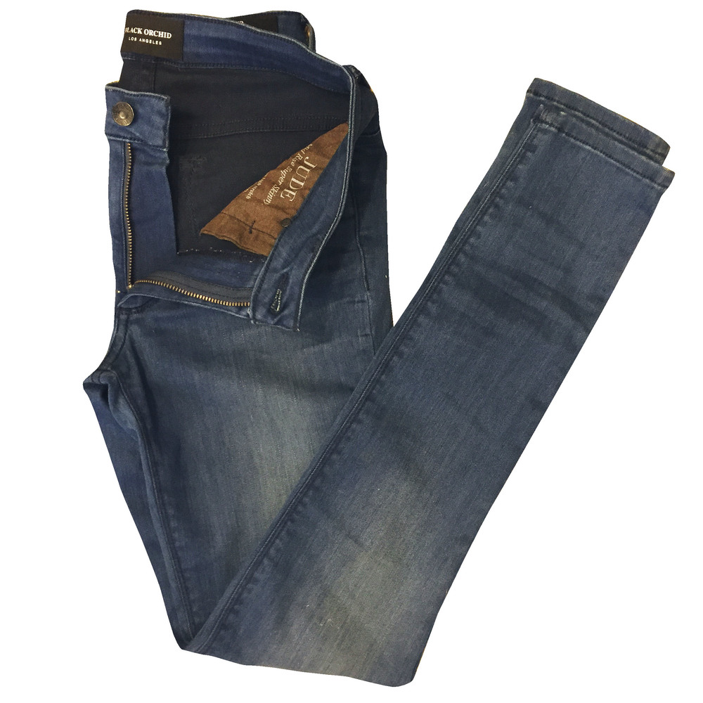 Jude Skinny Thriller Denim