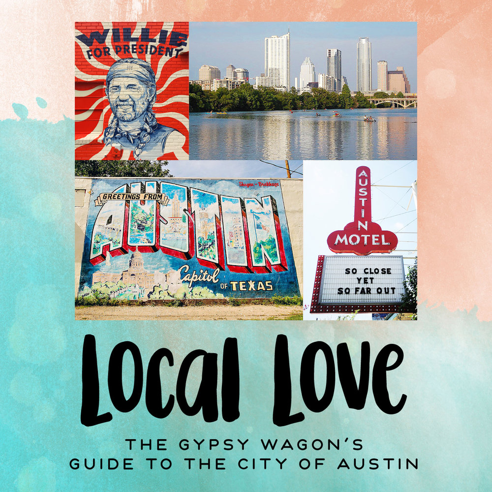Austin can get a little overwhelming when you are just visiting for the weekend. The amount of cool restaurants, bars & lounges, outdoorsy activities, vintage shops and taco joints (even breakfast tacos have their own places) are endless! Our gals at our Austin location have complied a locals guide to the city. Follow this list to take on ATX The Wagon way.