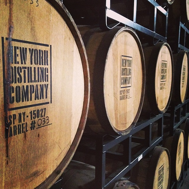Drinking all day at @nydistilling. #nydistilling