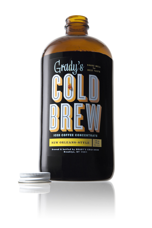 Image credit: Nick Ferrari SPOTLIGHT ON: David Sands of Grady's Cold Brew