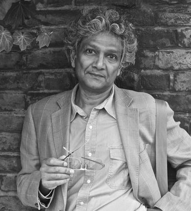 Romesh Gunesekera photo by Marzena Pogorzaly