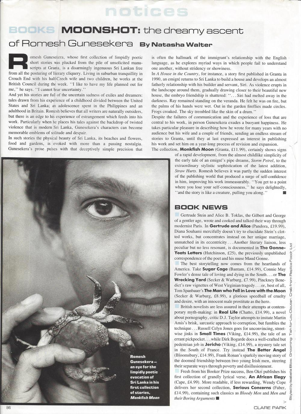 Vogue, March 1992