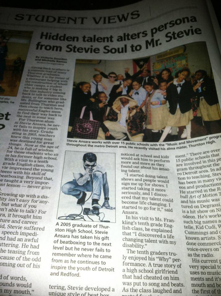 Mr Stevie Observer
