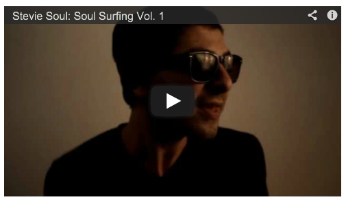 Stevie Soul Surfing