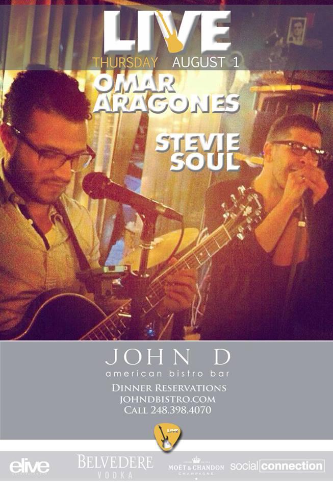 Stevie Soul John D