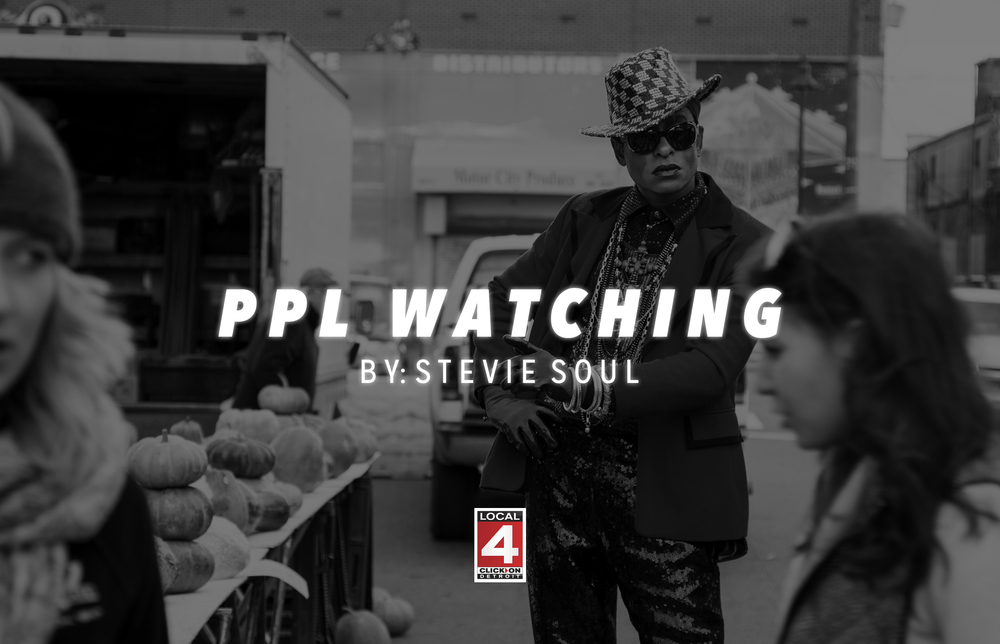 Stevie Soul PPL Watching Eastern Market NBC