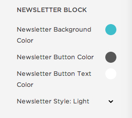 how to add a text block in squarespace
