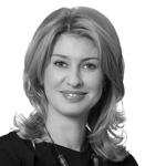 Irina Pavlova Onexim Sports & Entertainment
