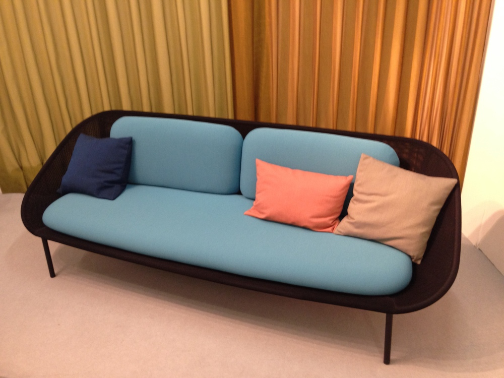 Best sofa of the weekend from  Cate and Nelson , a furniture company founded in Sweden.