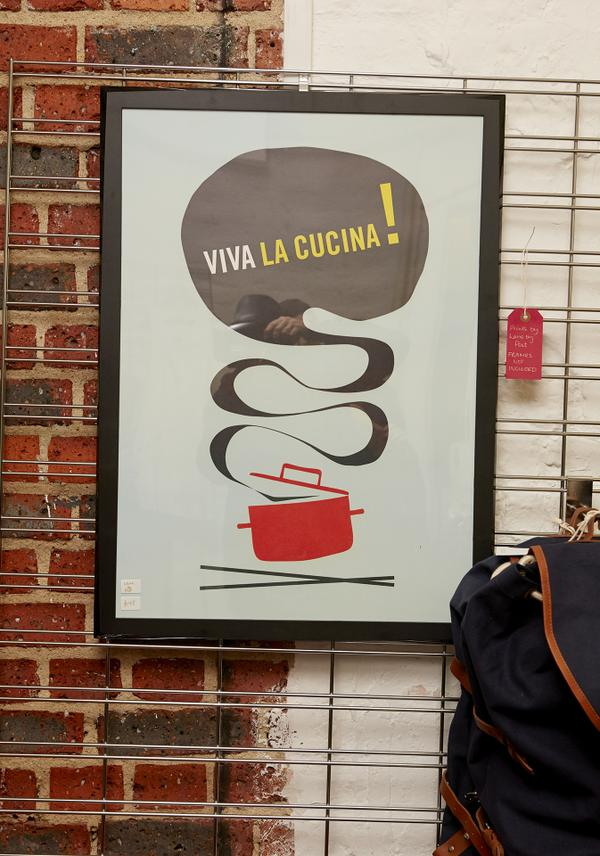 Viva la Cucina print in BRC pop up.jpg