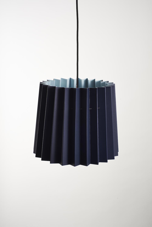 little greene twin tone lampshade: basalt & brighton — lane