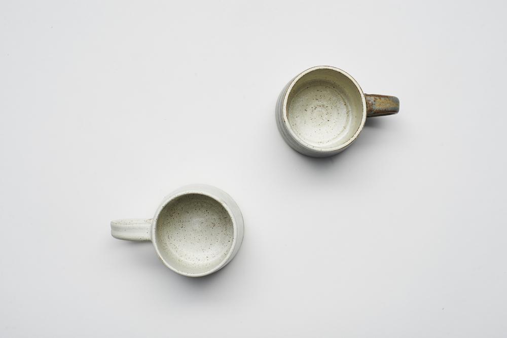 Lane & Parkwood Pottery stoneware mugs