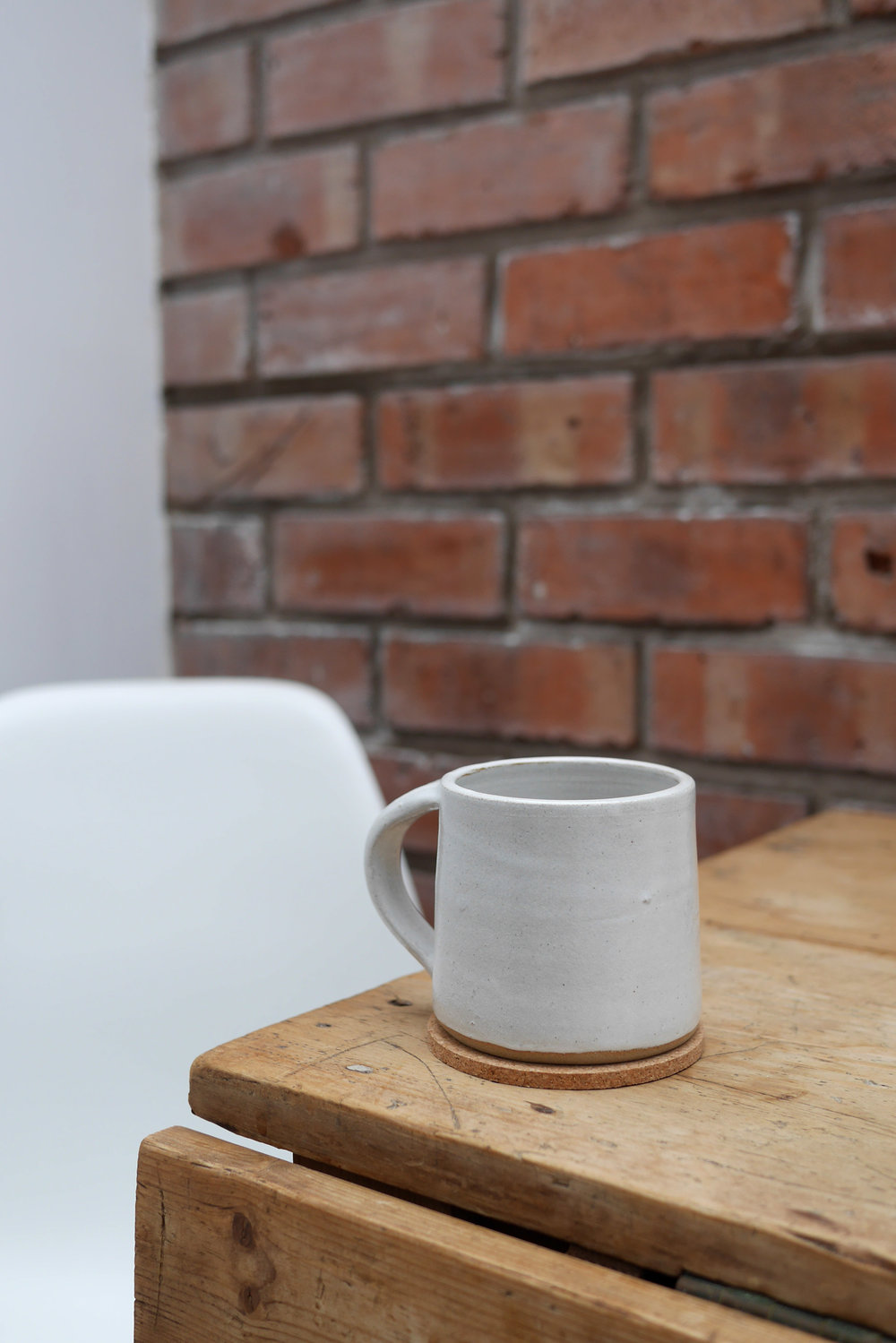 Lane & Parkwood Pottery stoneware mug - taken by Matthew Pike, Buckets & Spades