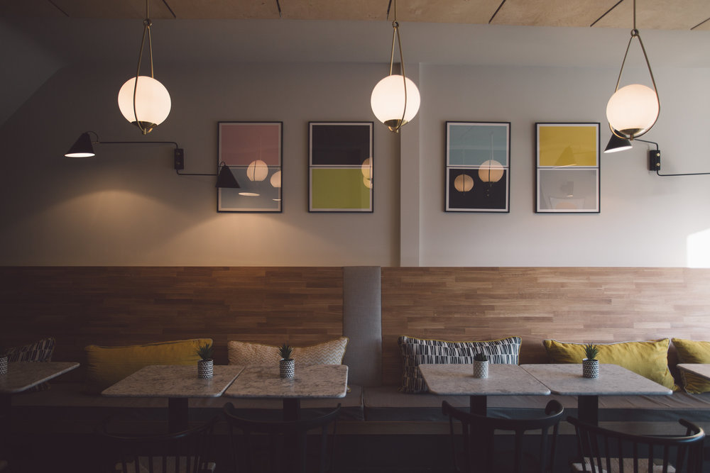 The Optimist Cafe Bar, Swansea; Lane Wall Art; Craig George Photography