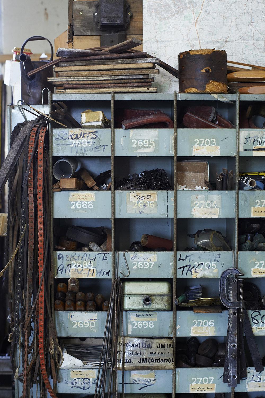 London Cloth - Storage Boxes