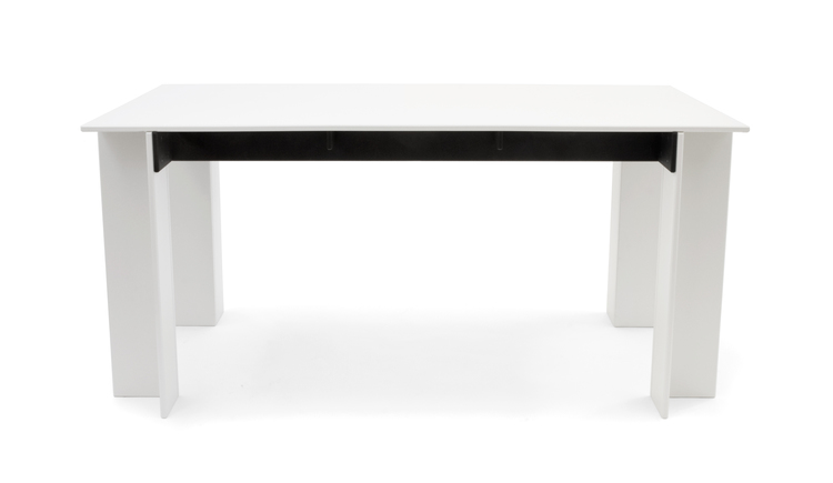 Hall Dining Table 65 Inch Flyindesign