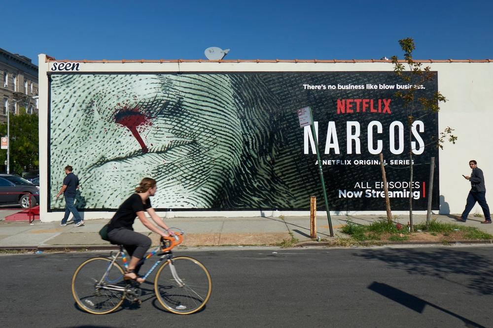 NARCOS / NETFLIX