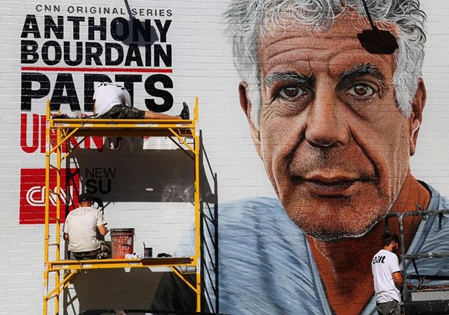 """An egg in anything makes it better"" #RIP @anthonybourdain"
