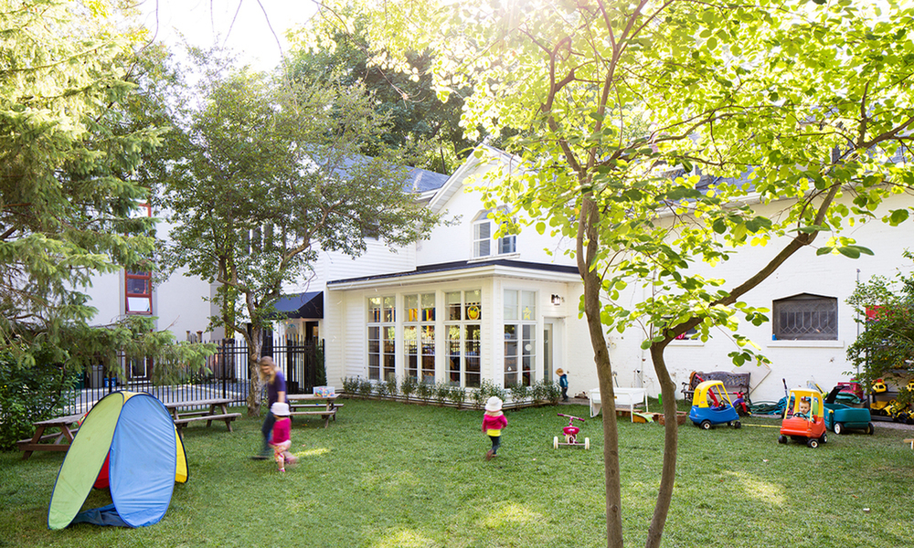 Carriage House Childcare and Family Health Centre