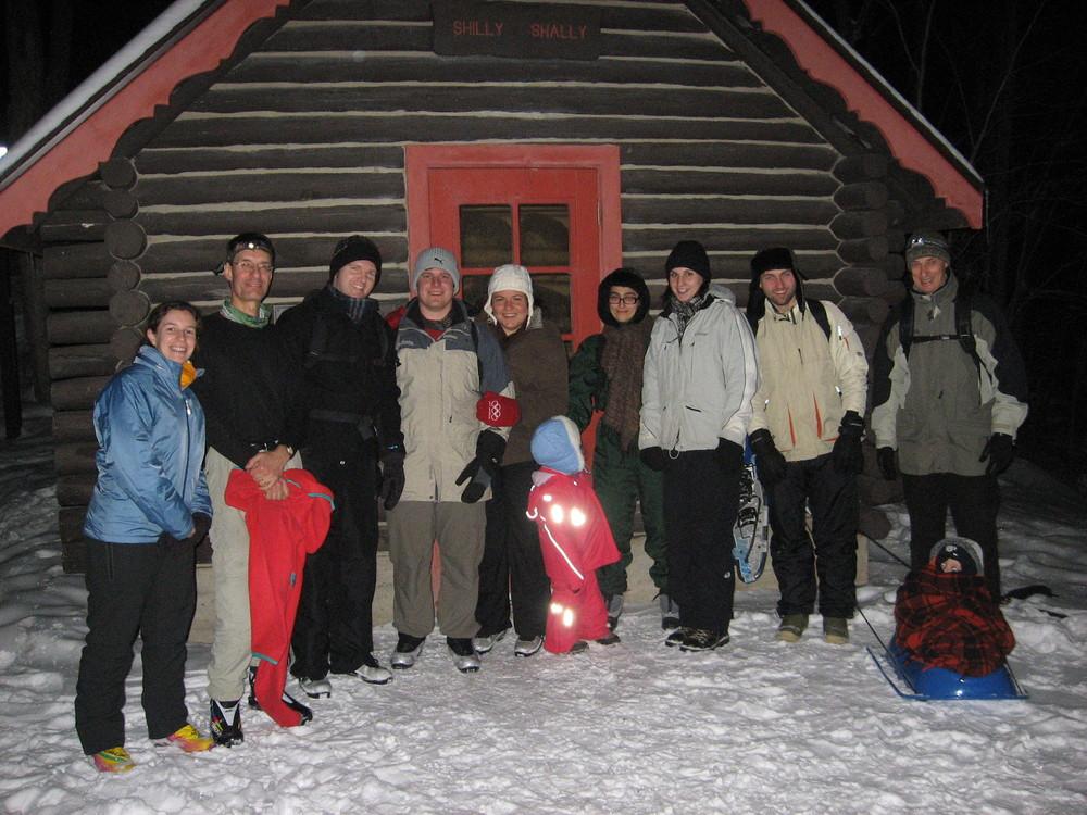 Ski Night 2011