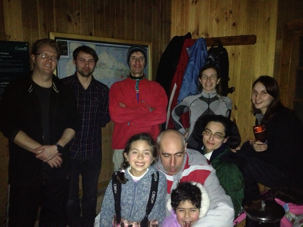 Ski Night 2013