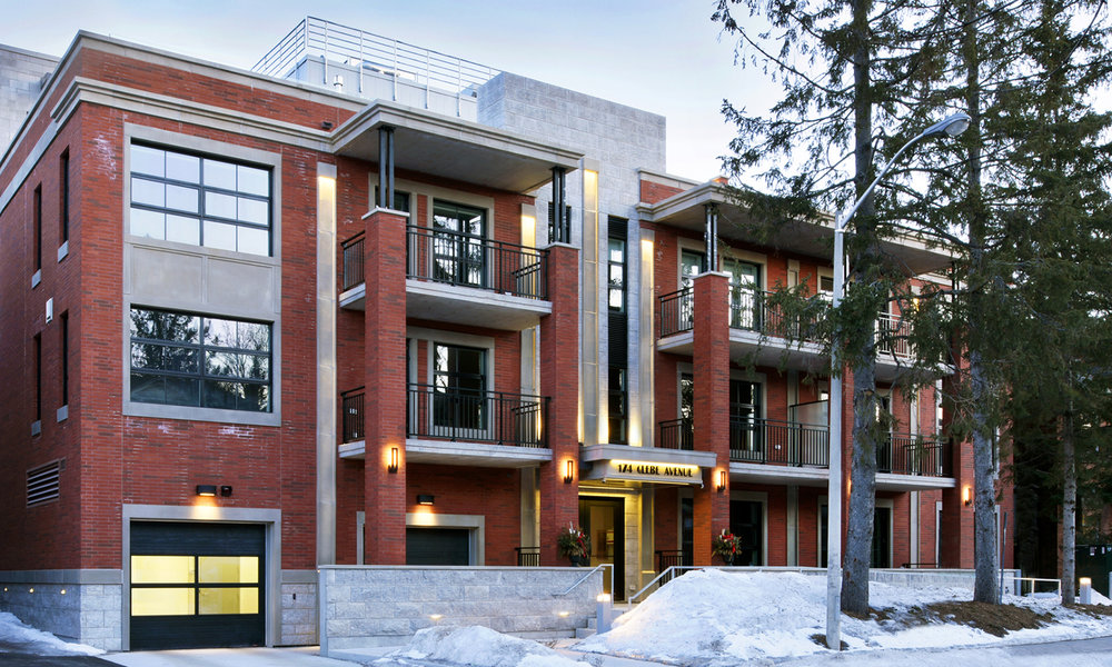 174 Glebe Avenue Luxury Condominiums