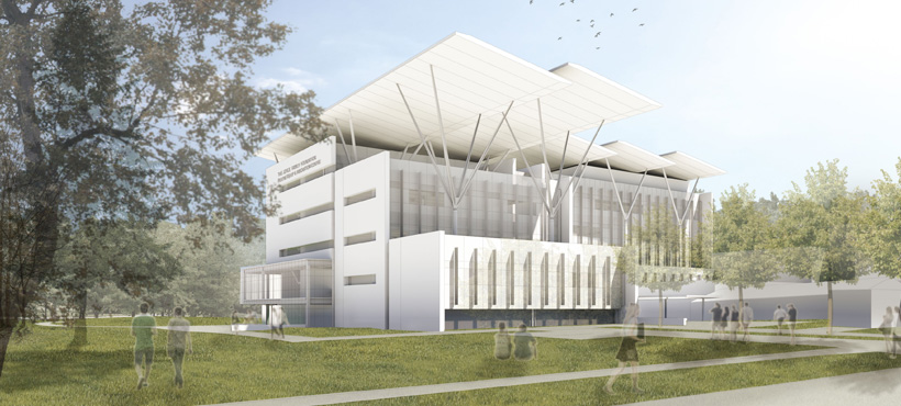 Anatomy of a Net-Zero Carbon Building: The Joyce Centre