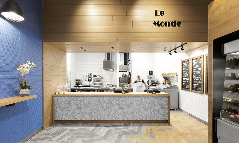 Le Monde Eatery | Catering