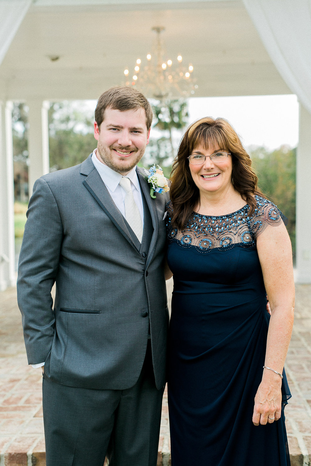Owner Patty Rogers and Her Son Kyle