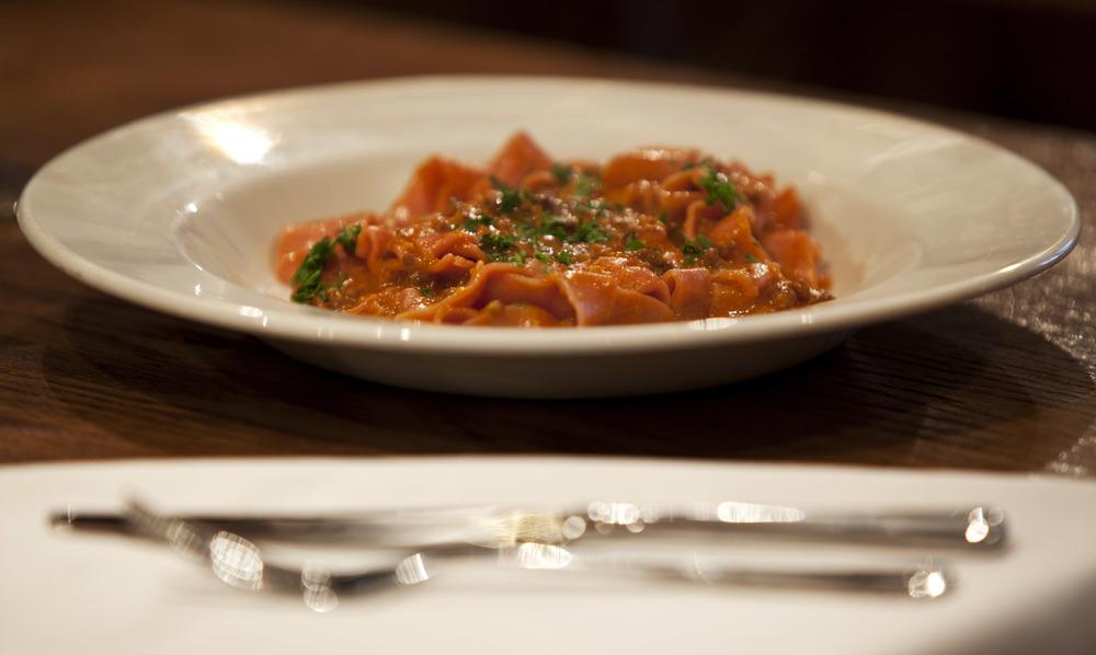 IL Vicoletto's famous ragu