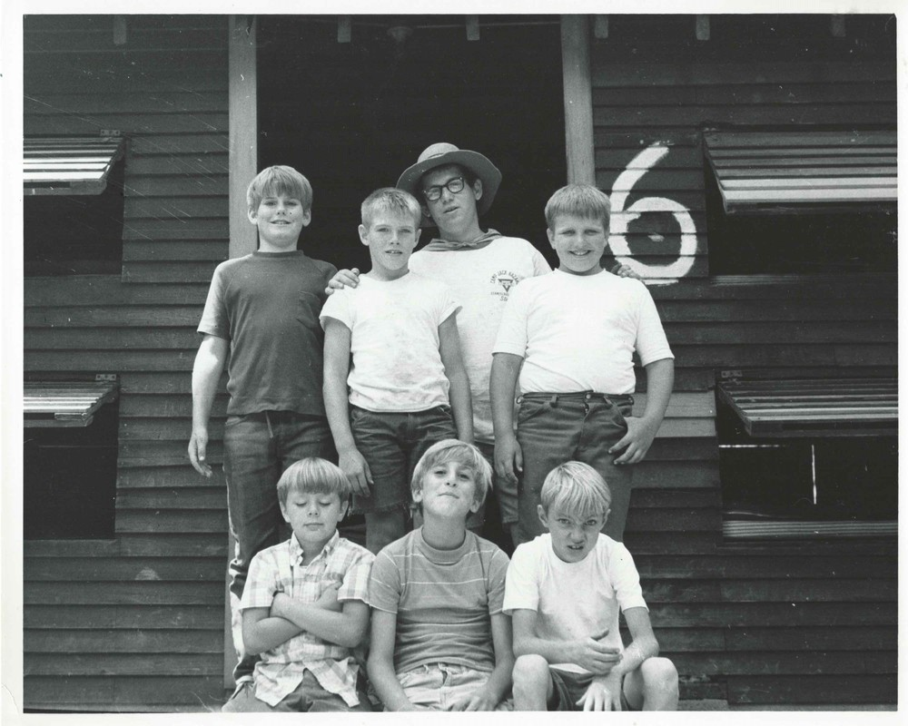 c. 1960's Bill Arnapole's cabin.jpg