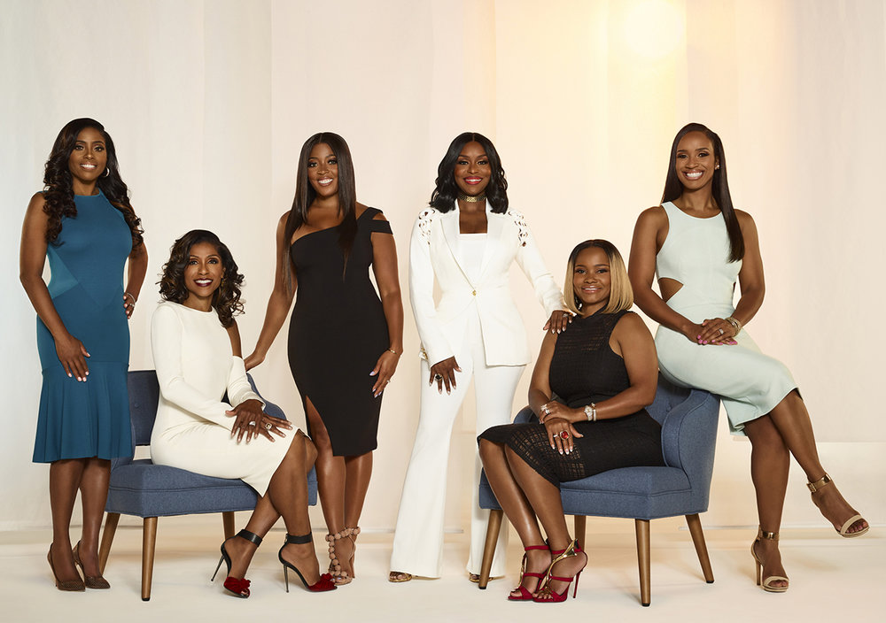 FEATURED SHOOT - BRAVO TVReal Housewives of AtlantaMarried to Medicine