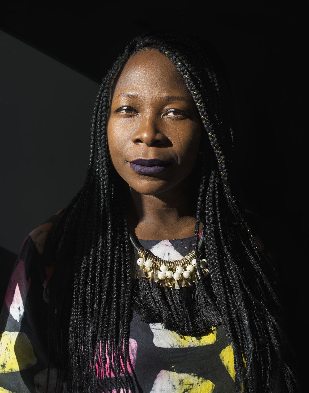 Busayo / Fashion Designer