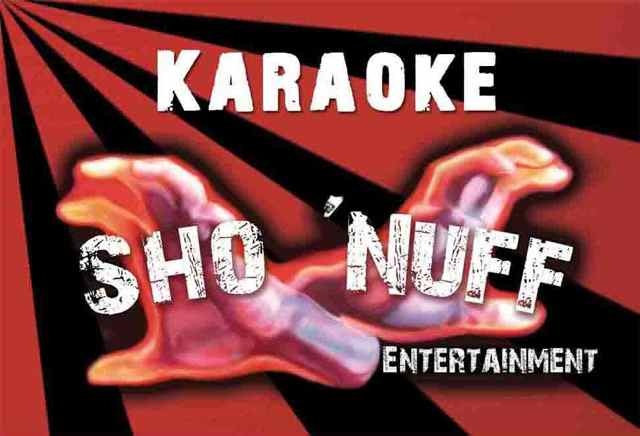 Karaoke Show for Bar/Pub (Weekly)
