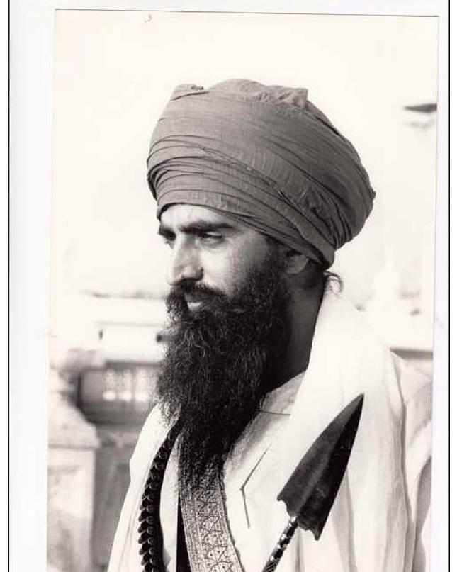 Shaheed Jathedar Sant Jarnail Singh Ji Khalsa Bhindranwale
