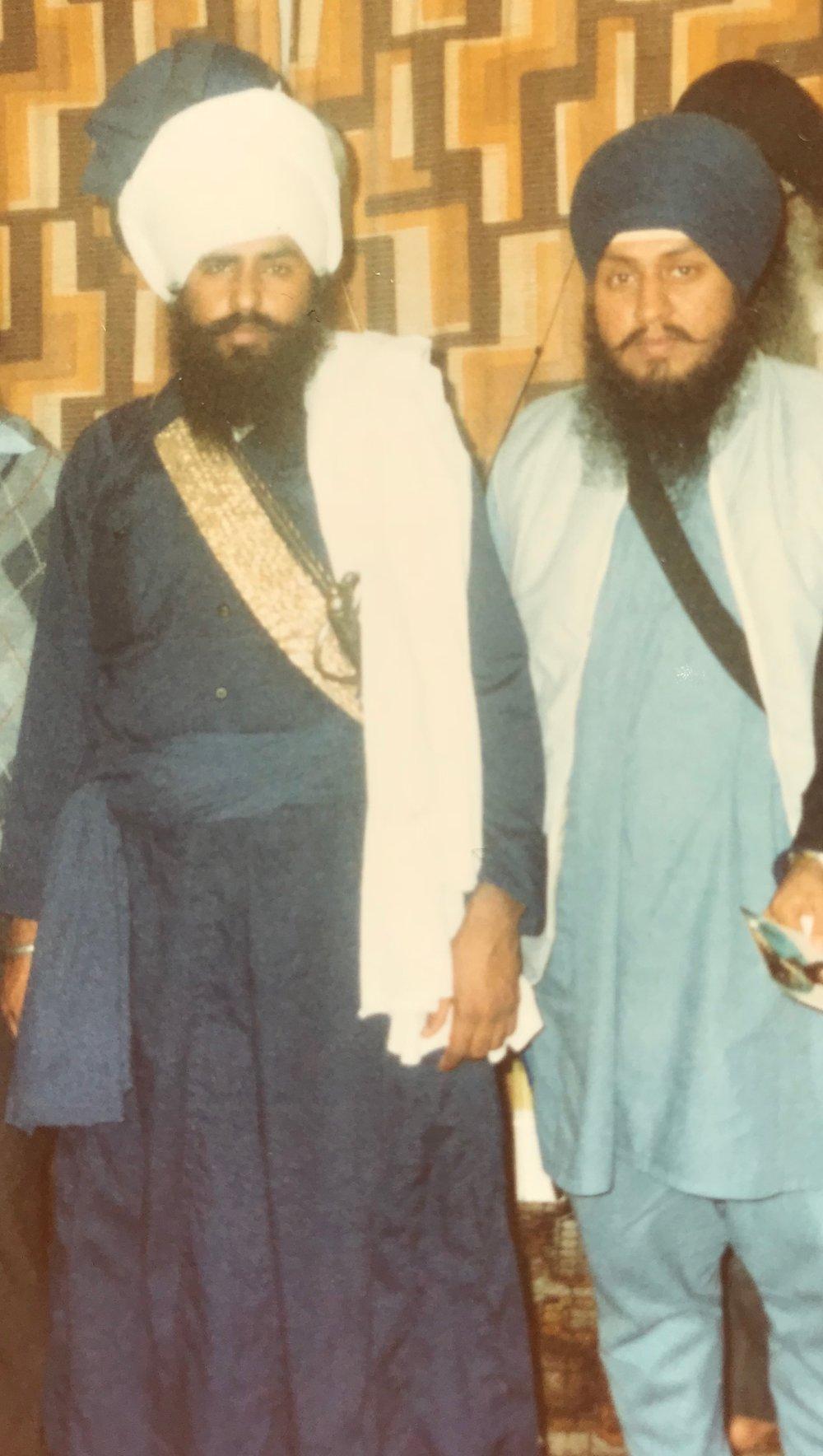 Shaheed Bhai Talwinder Singh Babbar and Bhai Kalwant Singh Babbar.jpg